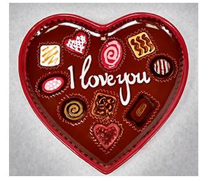 Rochester Valentine's Chocolate